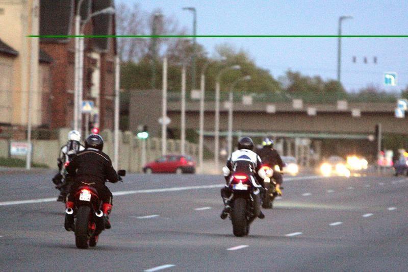 Kaune neranda vietos motociklininkams
