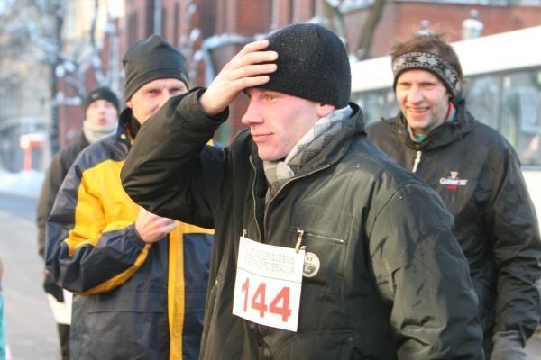 Laisvės gynėjams skirtą bėgimą laimėjo T.Venckūnas ir G.Norgilienė