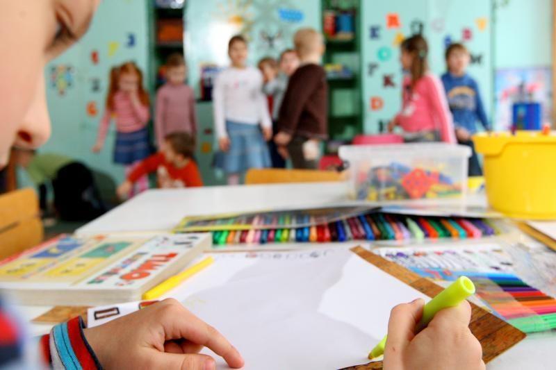 Nuo rugsėjo 1 dienos į Klaipėdos darželius nepateks 781 vaikas