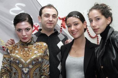 """Rusiją papiktino Gruzijos """"Eurovizijai"""" pasirinkta daina (video)"""