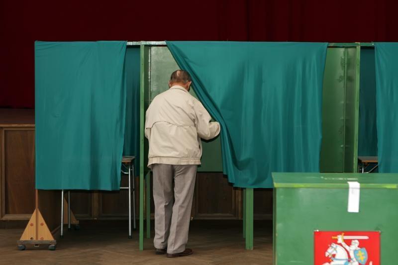 Iki balsavimo likus 11 dienų, gyventojai dar neturi rinkėjų kortelių