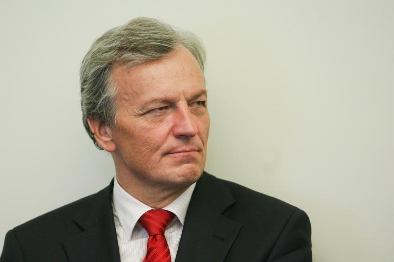 Parlamentaras S.Stoma užsimena apie interpeliaciją R.Palaičiui