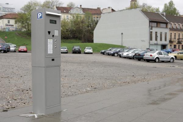 Lietuvoje – pirmoji pasaulyje e-parkavimo sistema