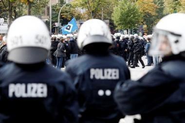 Prie teroro aktų Europoje rengimo prisidėjo ir Vokietijos piliečiai