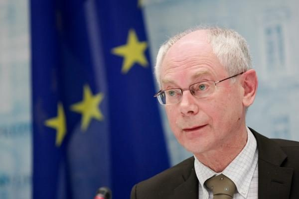ES prezidentas: Bendrijai reikia griežtų finansinės drausmės taisyklių