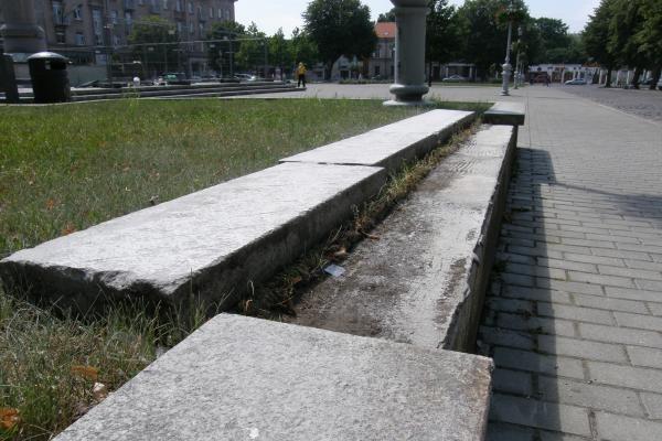 Atnaujinamas M.Mažvydo paminklas