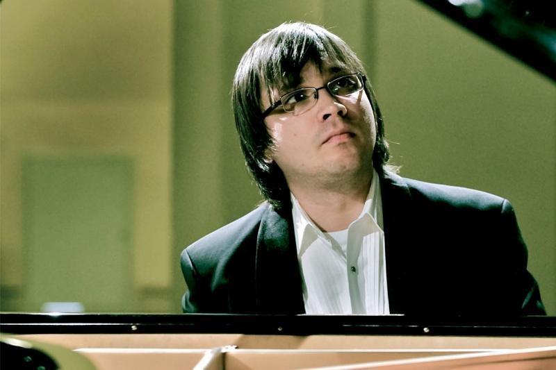Pianistas A.Grynyukas - ar gali taip groti žmogus?