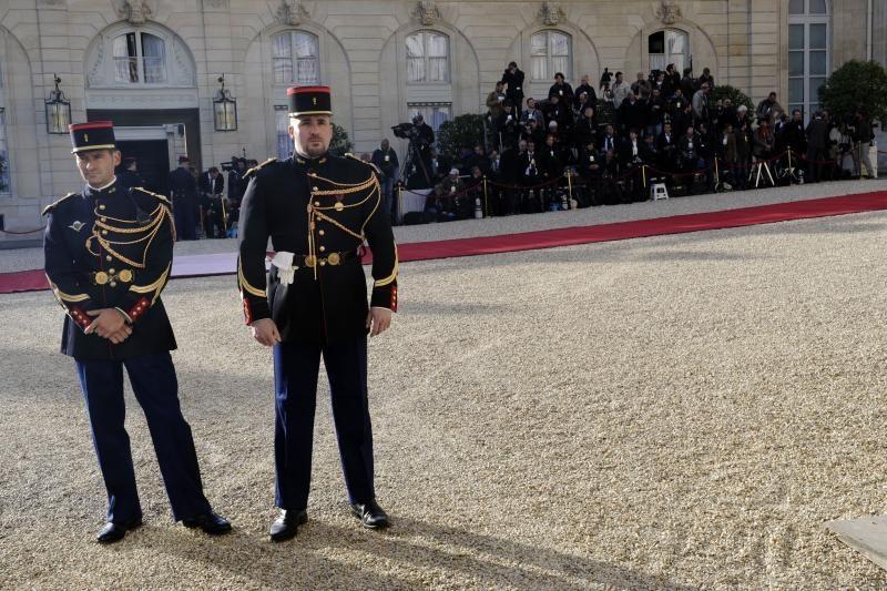 Naujasis prancūzų lyderis įvardijo savo patarėjus
