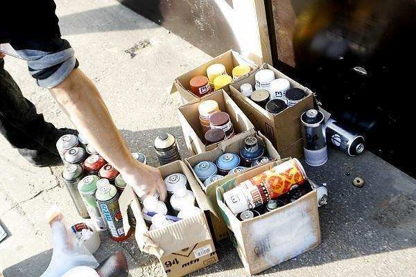 Svaras: kuo grafitį piešti pavojingiau - tuo įdomiau