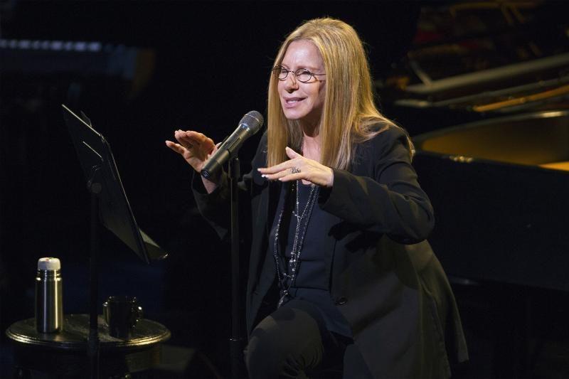 B. Streisand, L. Minnelli, A. Franklin uždainavo kompozitoriaus garbei