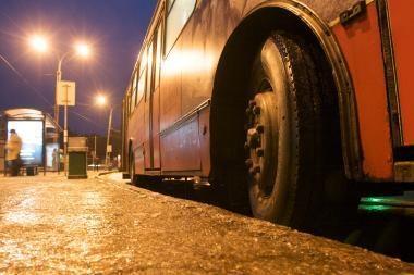 Daugiau nei 8 tūkst. sostinės studentų norėtų geresnio susisiekimo viešuoju transportu