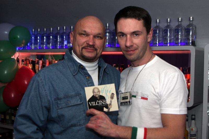 A.Vilčinskas: savo Amerikos ieškosiu Lietuvoje