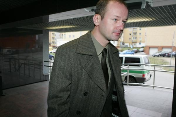 """""""Gaidžiais"""" policininkus išvadinęs R.Žilinskas išteisintas"""