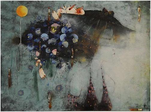 Klaipėdoje surengs parodą tapytojas, paveiksluose apgyvendinęs moteris