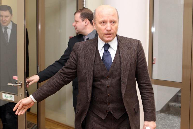V.Bogušis: premjero teikimu, R.Palaitį gali atleisti prezidentė