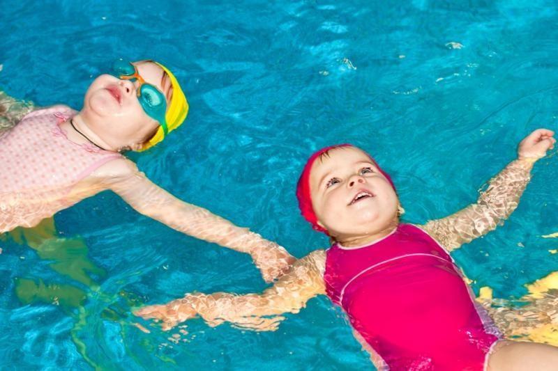 Už pažeidimus baseinuose – juokingos baudos