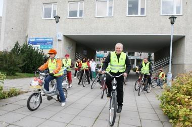 """""""Judrioji savaitė"""" Klaipėdoje: žygis dviračiais ir slapti """"pakeleiviai"""" (programa, maršrutas)"""