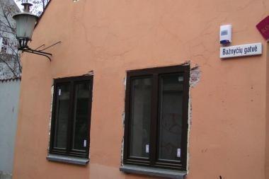 Kultūros vertybę Klaipėdoje niokojo kultūrininkai