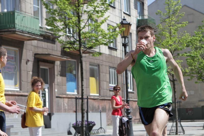 Minint Medininkų žudynes rengiamas estafetinis bėgimas