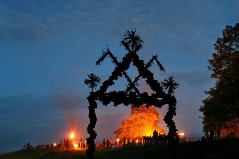 Penktadienį Verkių parke - Rasos (šventės programa)