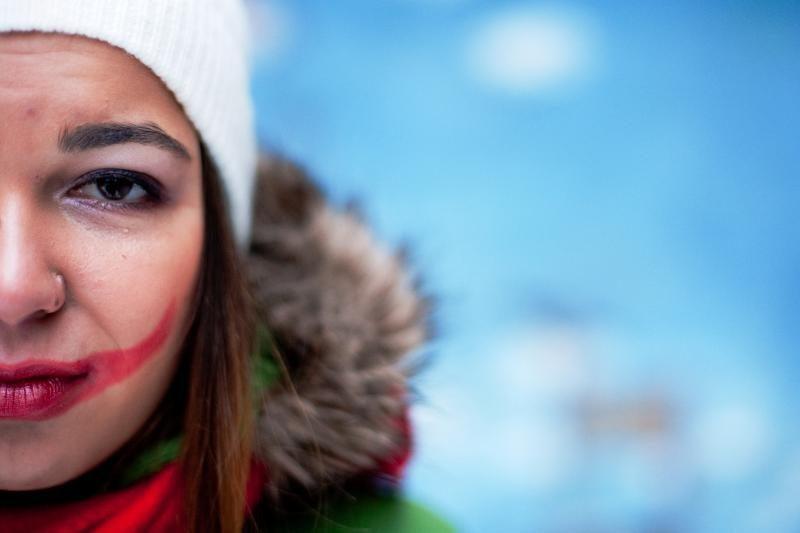 Kodėl žiema akis pasendina penkeriais metais?