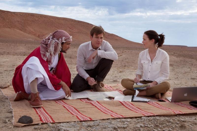 """""""Tai nutiko Jemene"""" – komedija ištroškusiems meilės"""