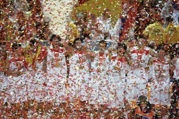 Ispanija - Europos krepšinio karalienė