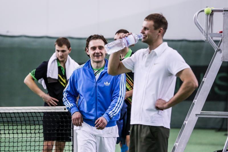 """""""Kauno dienos taurė"""" – dvi dienas užtrukusi teniso fiesta"""