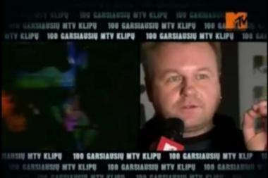 MTV paskelbė 100 geriausių klipų (video)