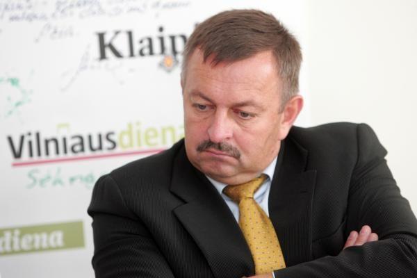 TS-LKD prezidiumas V.Navickui siūlo trauktis iš mero pareigų