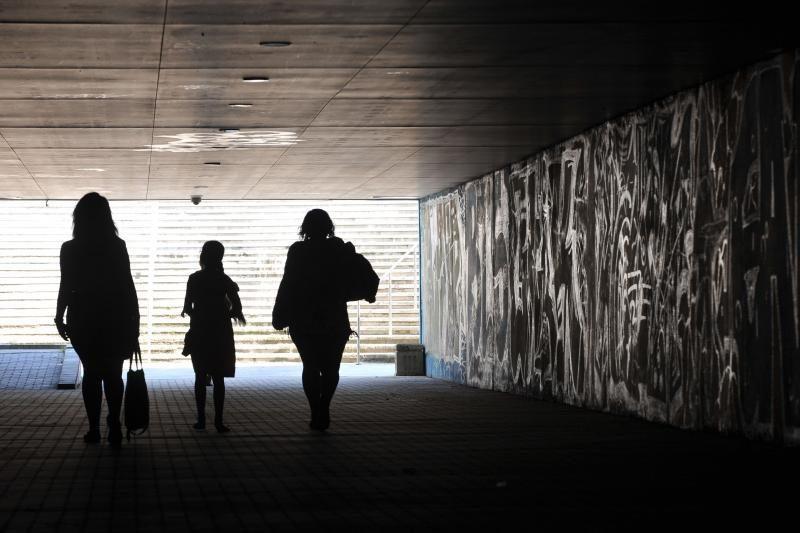 Penktadienį bus uždaryta autobusų stoties požeminė pėsčiųjų perėja