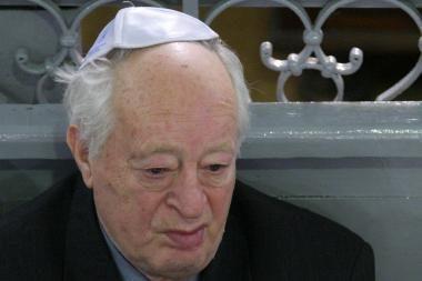 S.Alperavičius: Tarybų Sąjunga išgelbėjo žydus