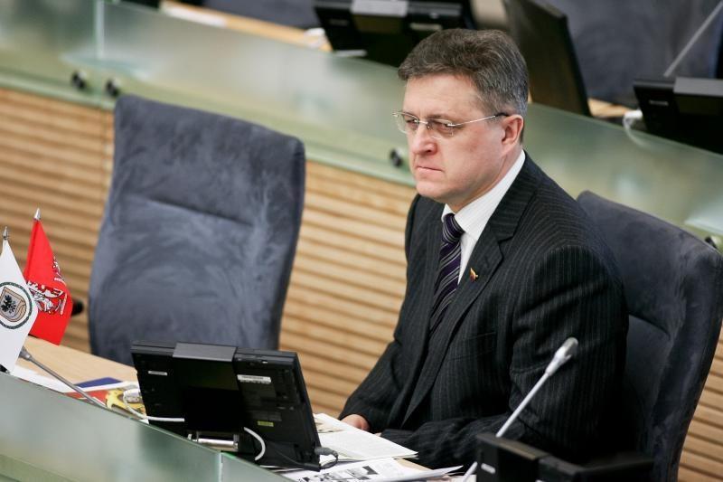 Prašys ištirti, ar Antikorupcijos komisija neviršijo įgaliojimų