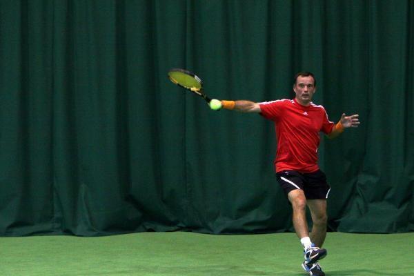 """Teniso turnyre išdalintos dienraščio """"Klaipėda"""" taurės"""