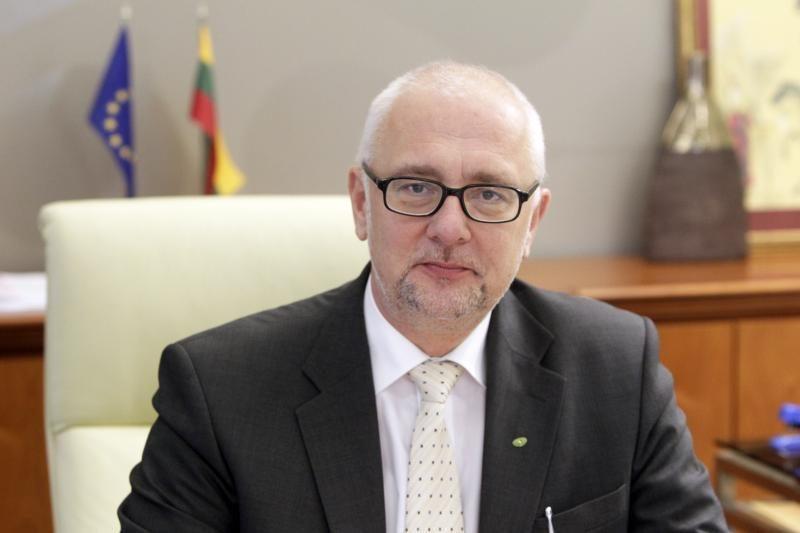 Ministras D. Pavalkis: mokyklos nelanko 2,5 tūkst. vaikų