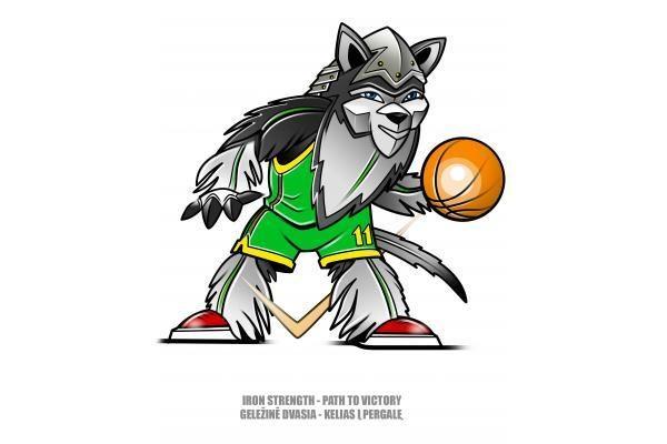 """""""EuroBasket 2011"""" talismano rinkimuose paaiškėjo laimėtojų trejetas"""