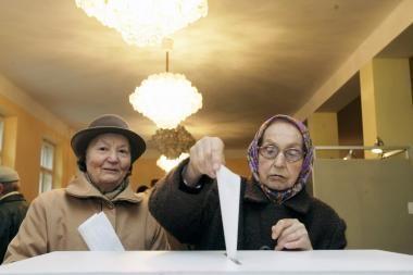 Seimas nemano, kad į EP turėtų būti leista kandidatuoti nepartiniams