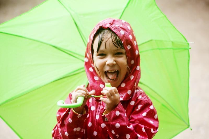 Savaitė bus lietinga, tačiau maloniai šilta