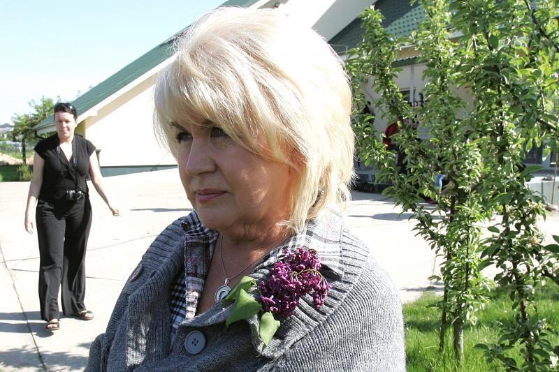 A.Skučienė vėl neatvyko į apklausą Panevėžio prokuratūroje