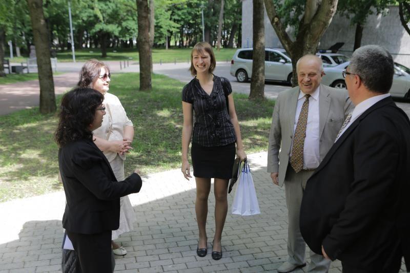 Klaipėdoje apdovanoti dar trys Pasaulio tautų teisuoliai