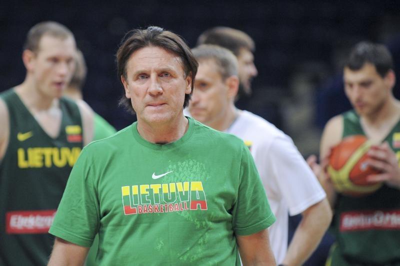 """V. Chomičiaus karjera gali pakrypti į Kazanės """"Unics"""" klubą"""