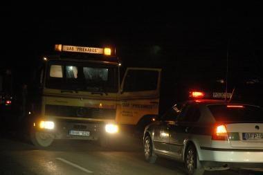 Prevencija: Didžiojoje Britanijoje uždraus nepatyrusiems vairuotojams keliauti naktį
