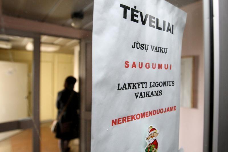 Kauno ligoninėje, kurioje mirė kūdikis, stabdoma vieno skyriaus veikla