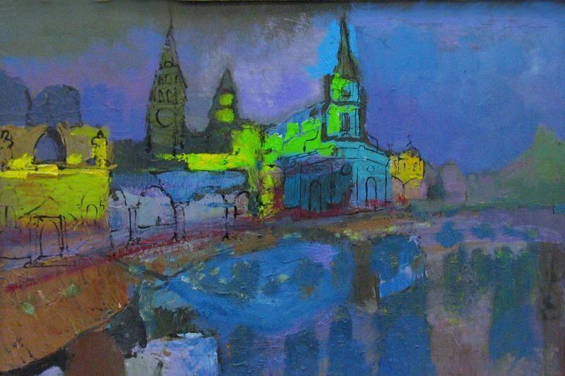 Latvijos tapytojų paroda Klaipėdoje gaivins kūrybiškus kaimynų ryšius