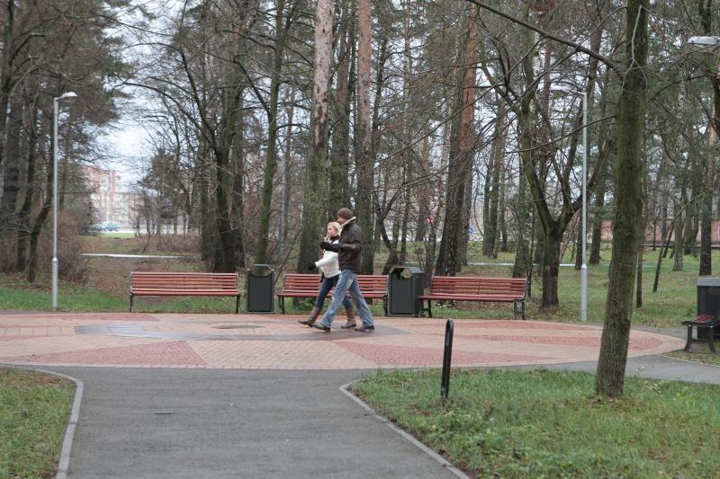 """""""Žaliojo Vilniaus žemėlapis"""" - ekologiškos parduotuvės ir parkai"""