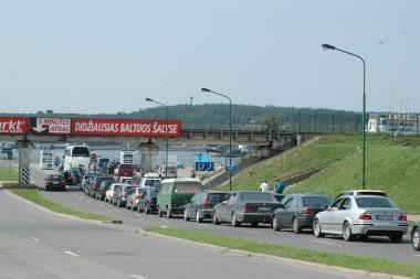 Viaduko rekonstrukcijos rangovai dar nepaaiškėjo