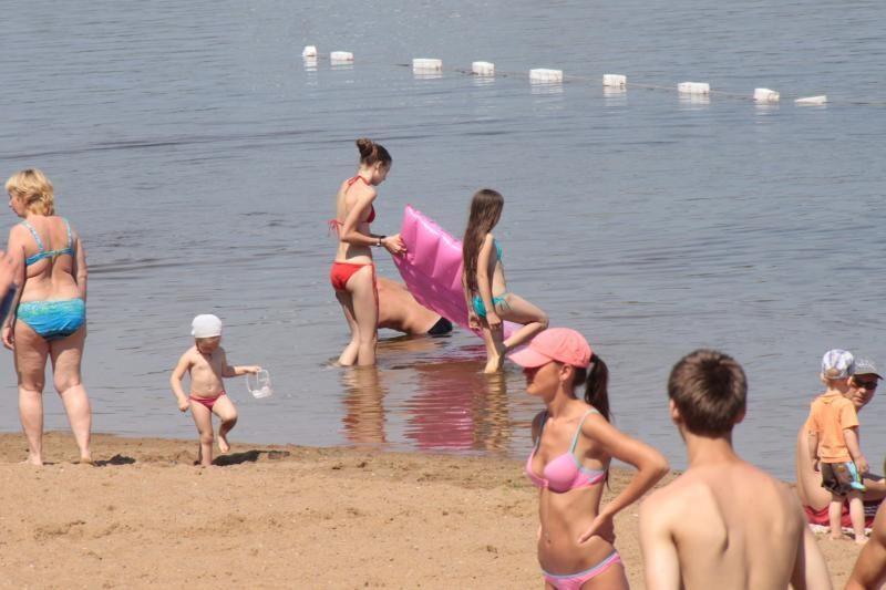 Vilniuje penktadienį atidaromas maudymosi sezonas