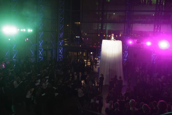 """""""Panoramos"""" vakarėlis kviestiniams svečiams"""