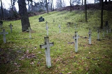 Vilniuje bus perlaidoti Napoleono karių palaikai