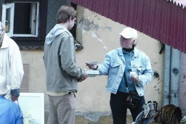 Uostamiesčio turgavietėse lankėsi Ekonominė policija